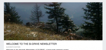 11th eNewsletter of SI-DRIVE